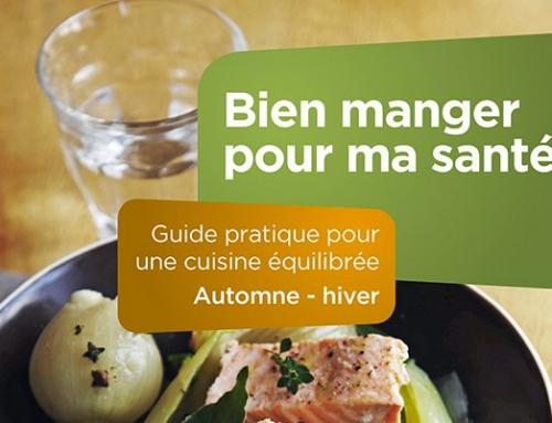 Bien manger pour ma santé, le livre