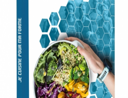 NOUVEAUTÉ : le livre Je cuisine pour ma forme